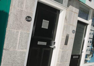 Exterior - Door